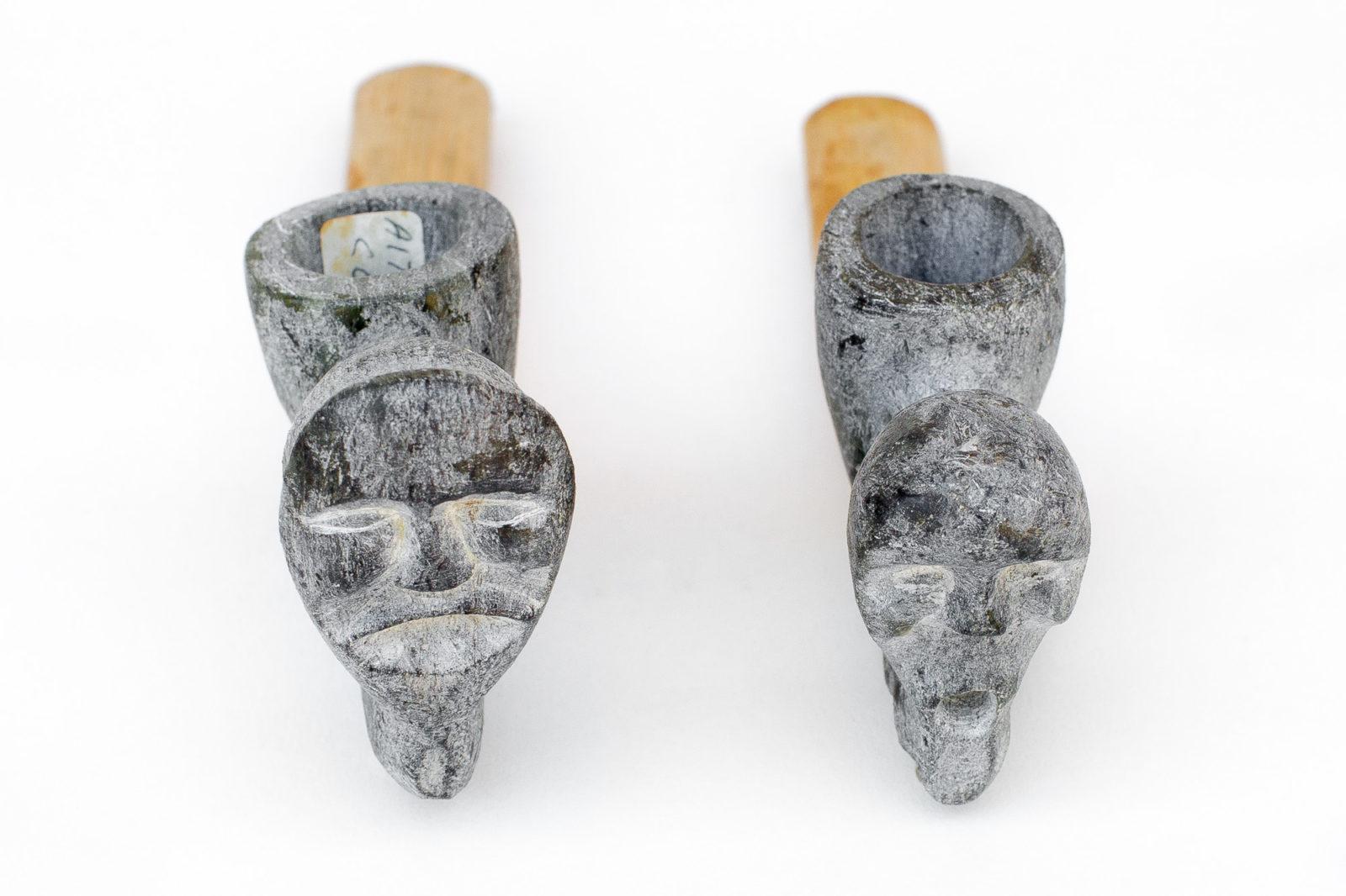 Silas Aittauq - untitled (pipes)