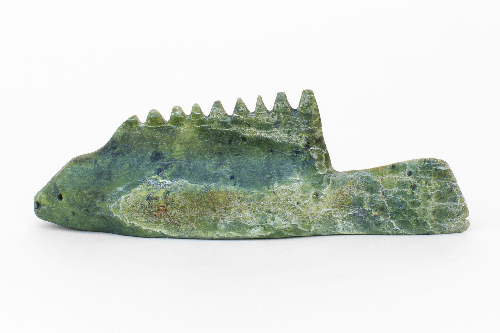 Latcholassie Akesuk  - untitled (fish)