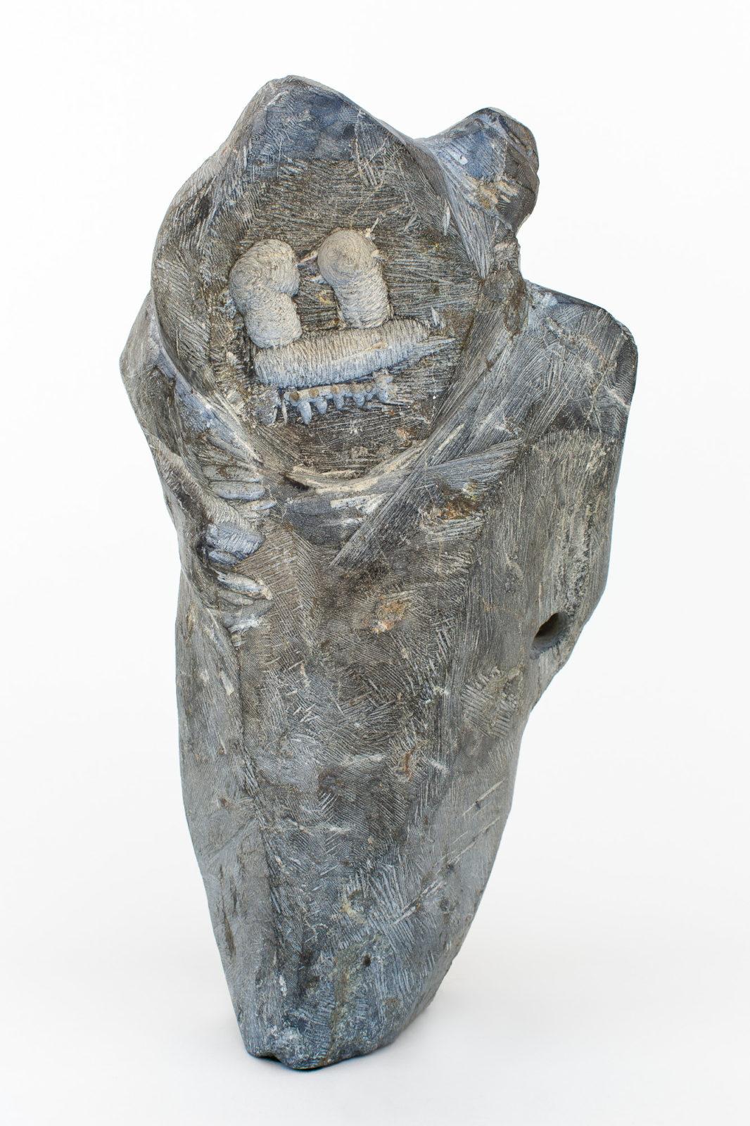 John Kavik - untitled (with animal on back)