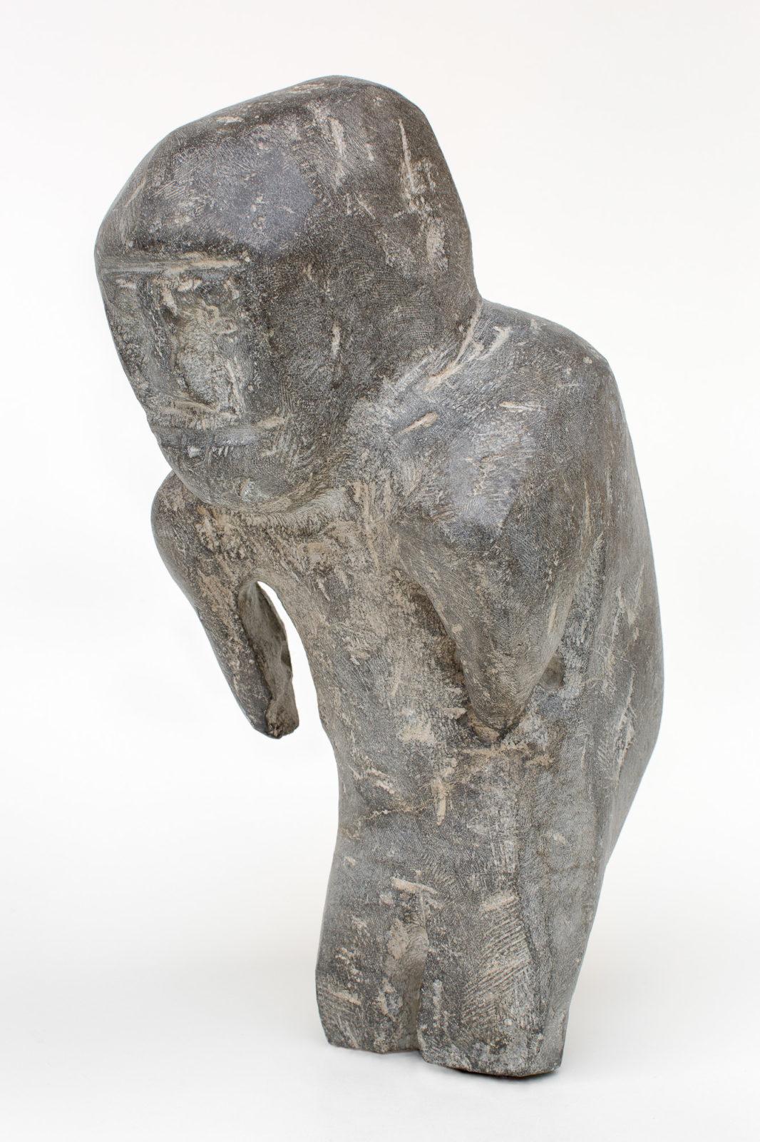 John Kavik - untitled (leaning figure)
