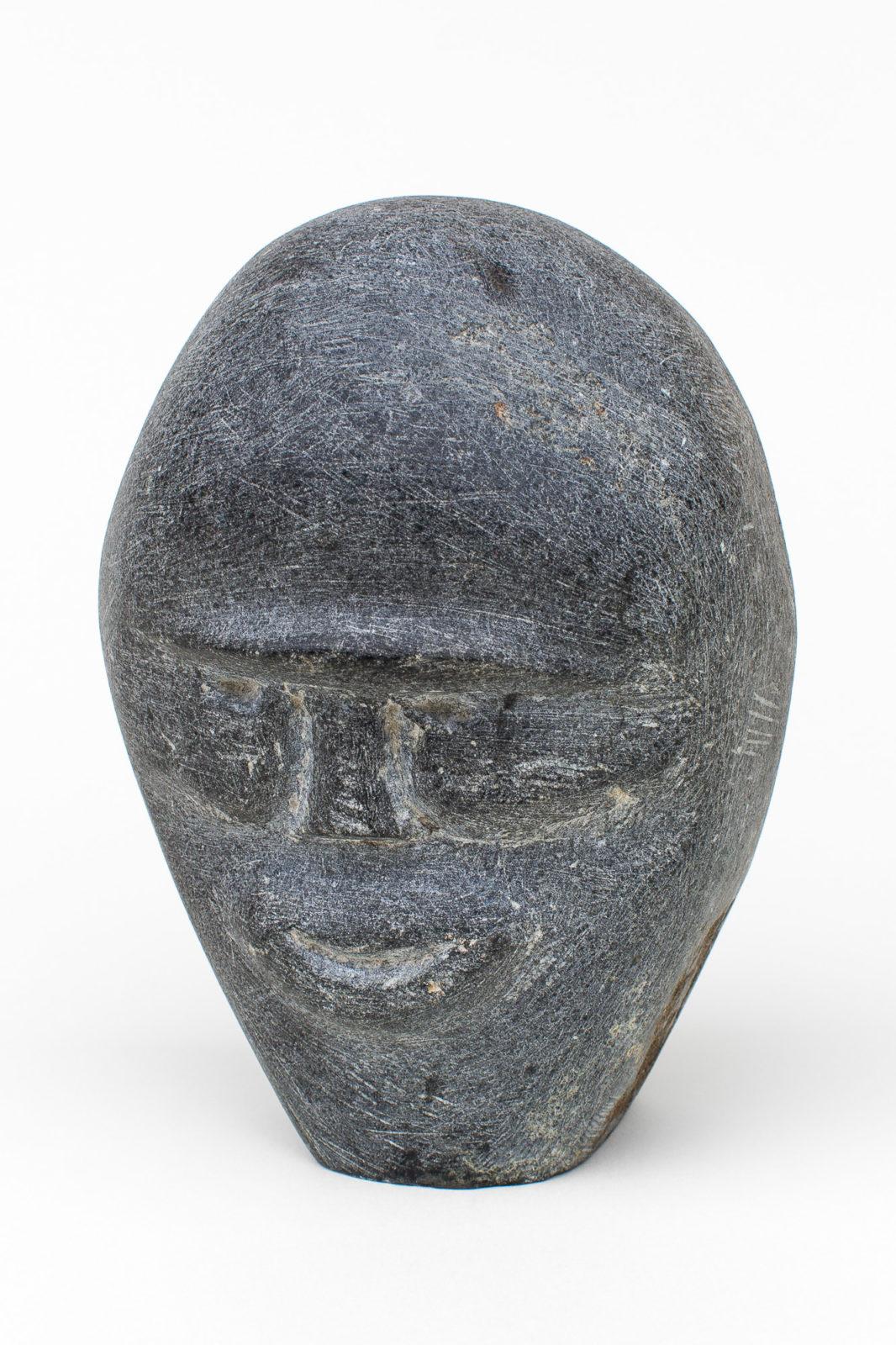 John Tiktak - untitled (head with baseball cap)