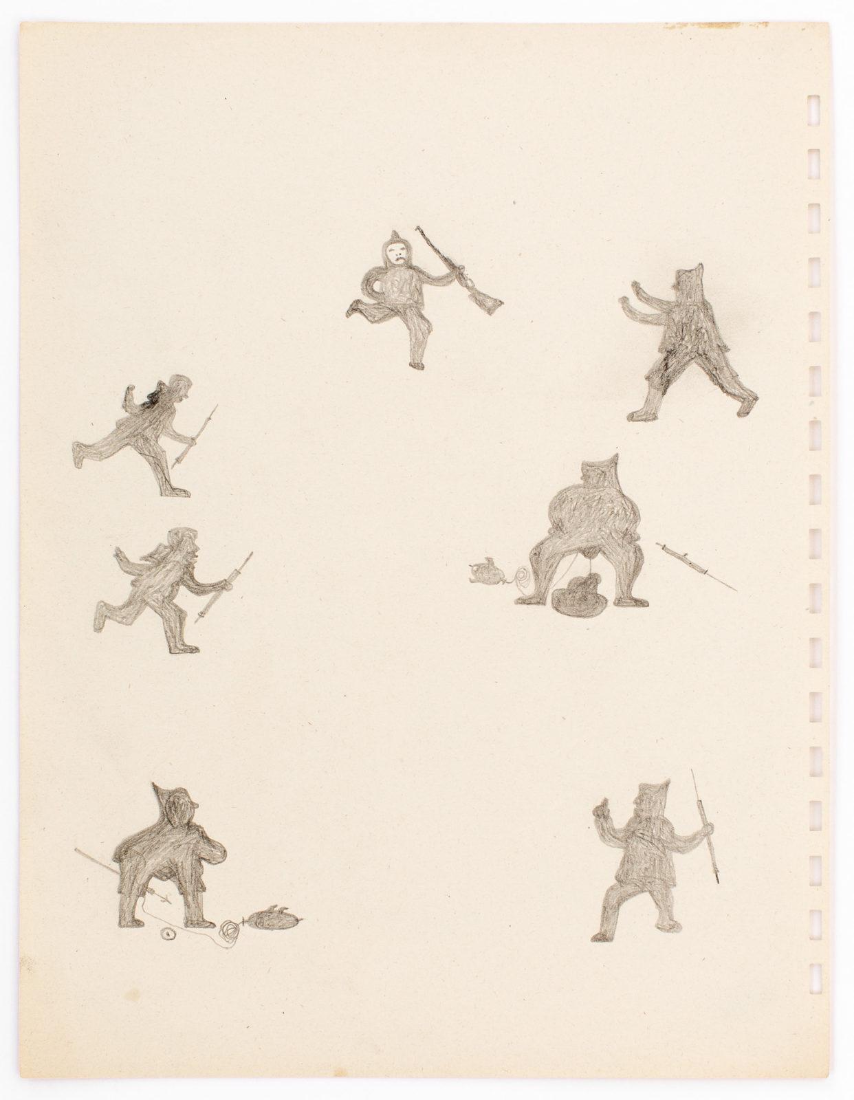 Niviaqsi - untitled (group of hunters)