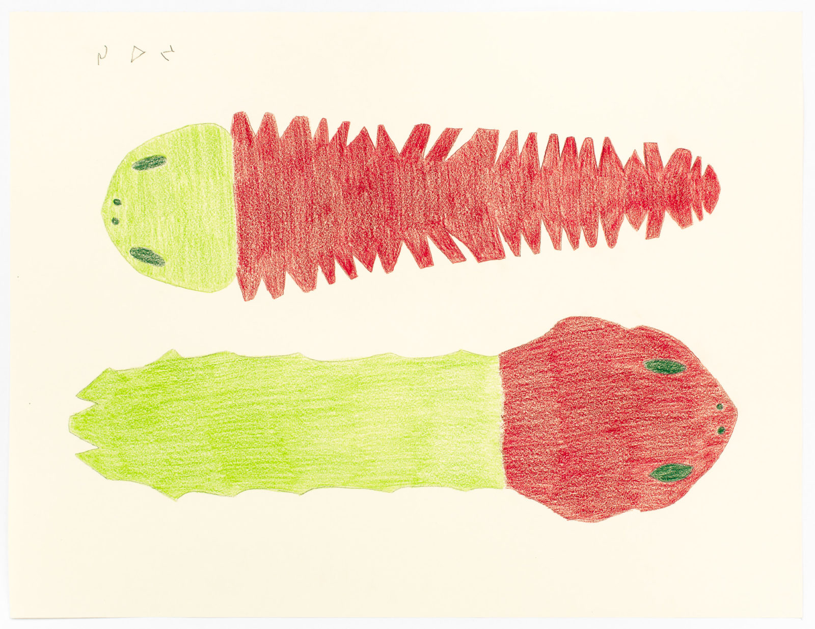 Sheojuk Etidlooie - untitled (sea creatures)