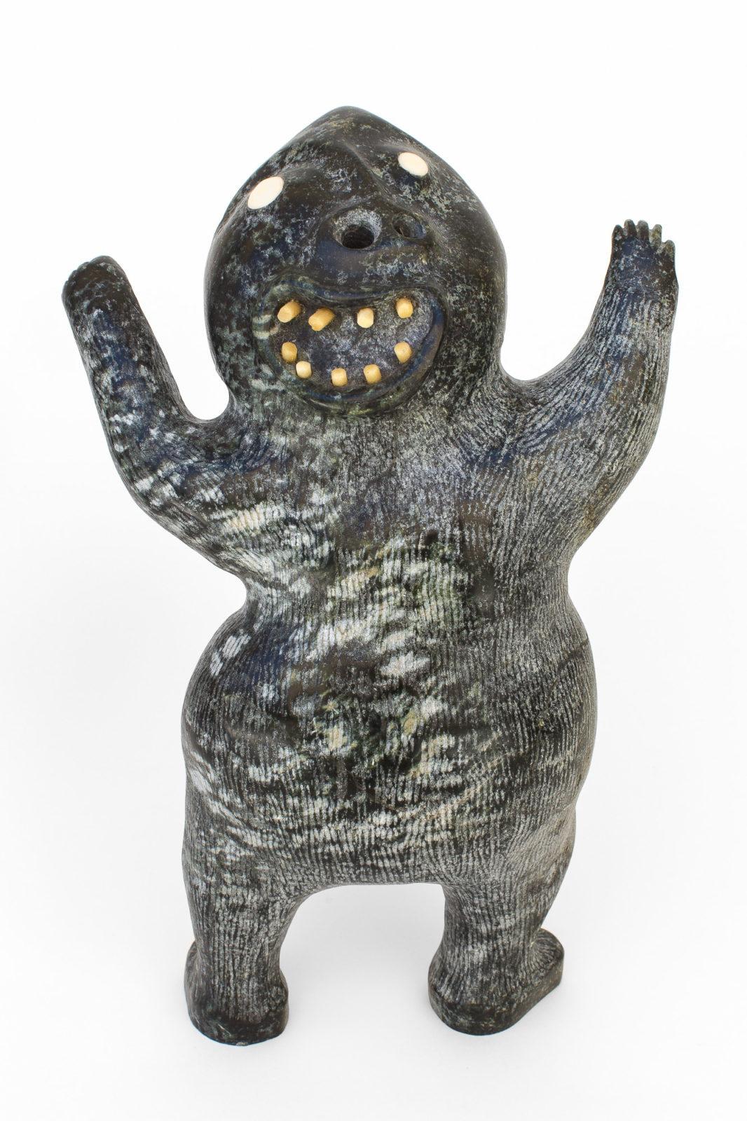Bob Konana - untitled (spirit figure)
