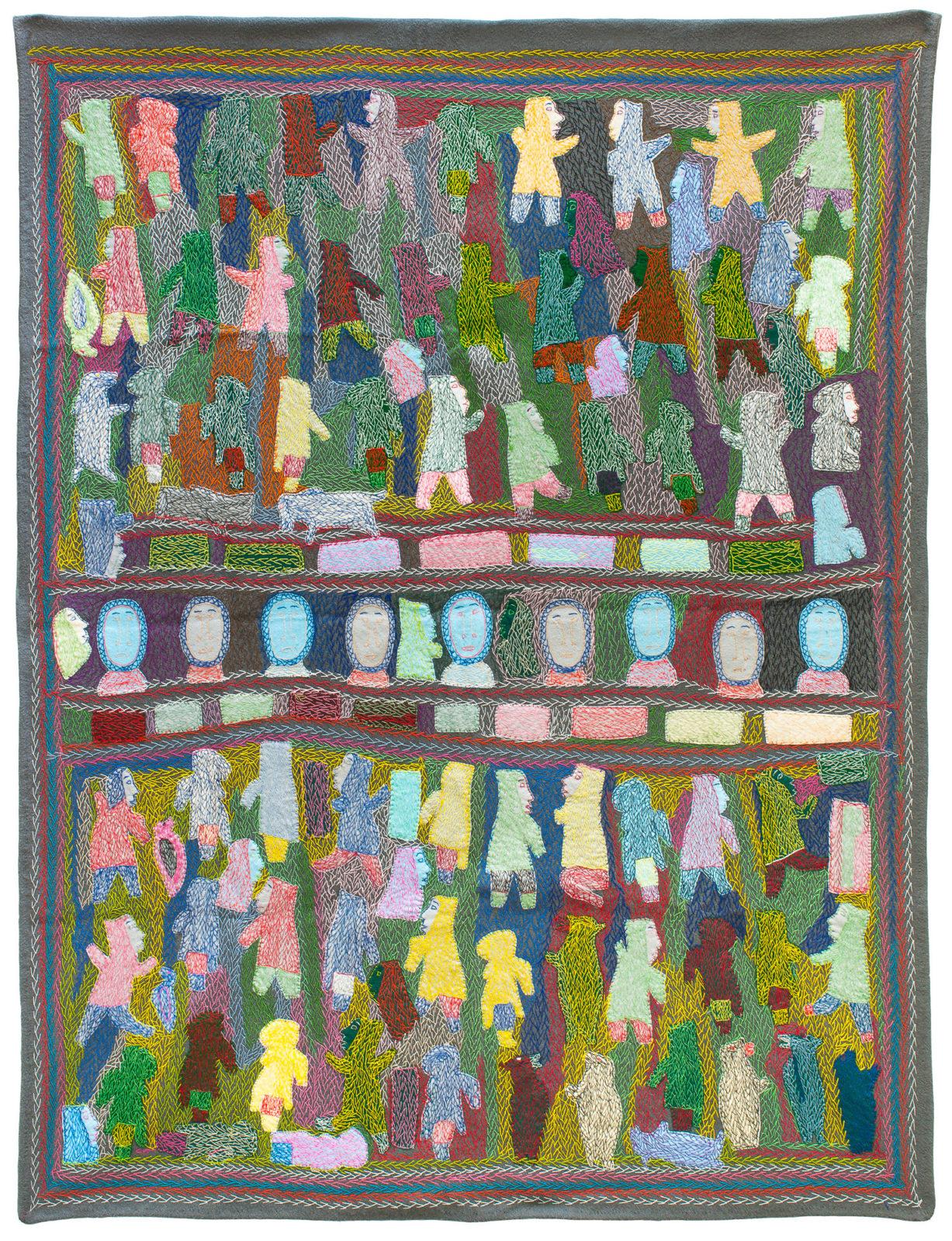 Annie Taipanak - untitled (community)
