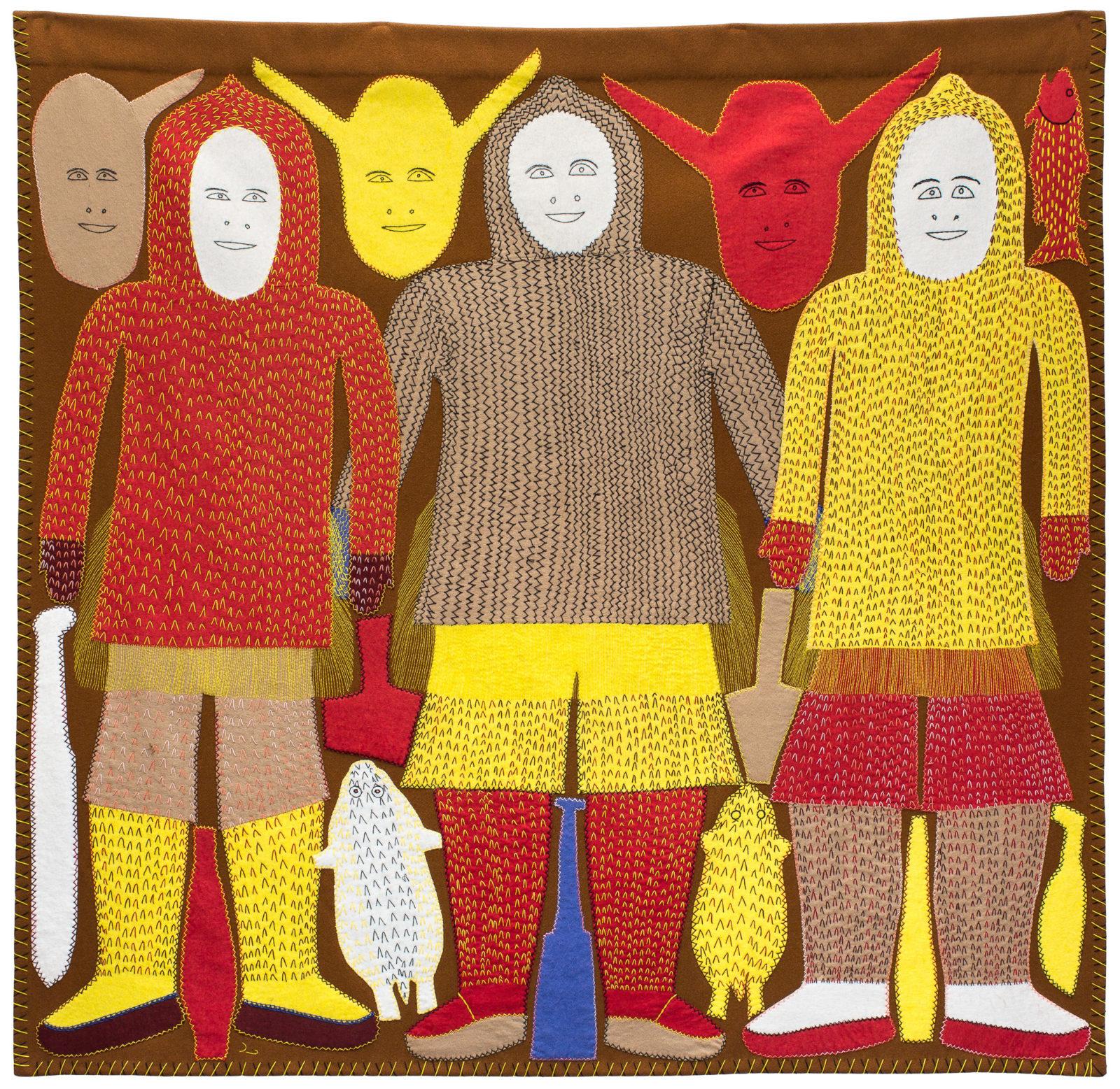 Marion Tuu'luq - untitled (seal hunt)