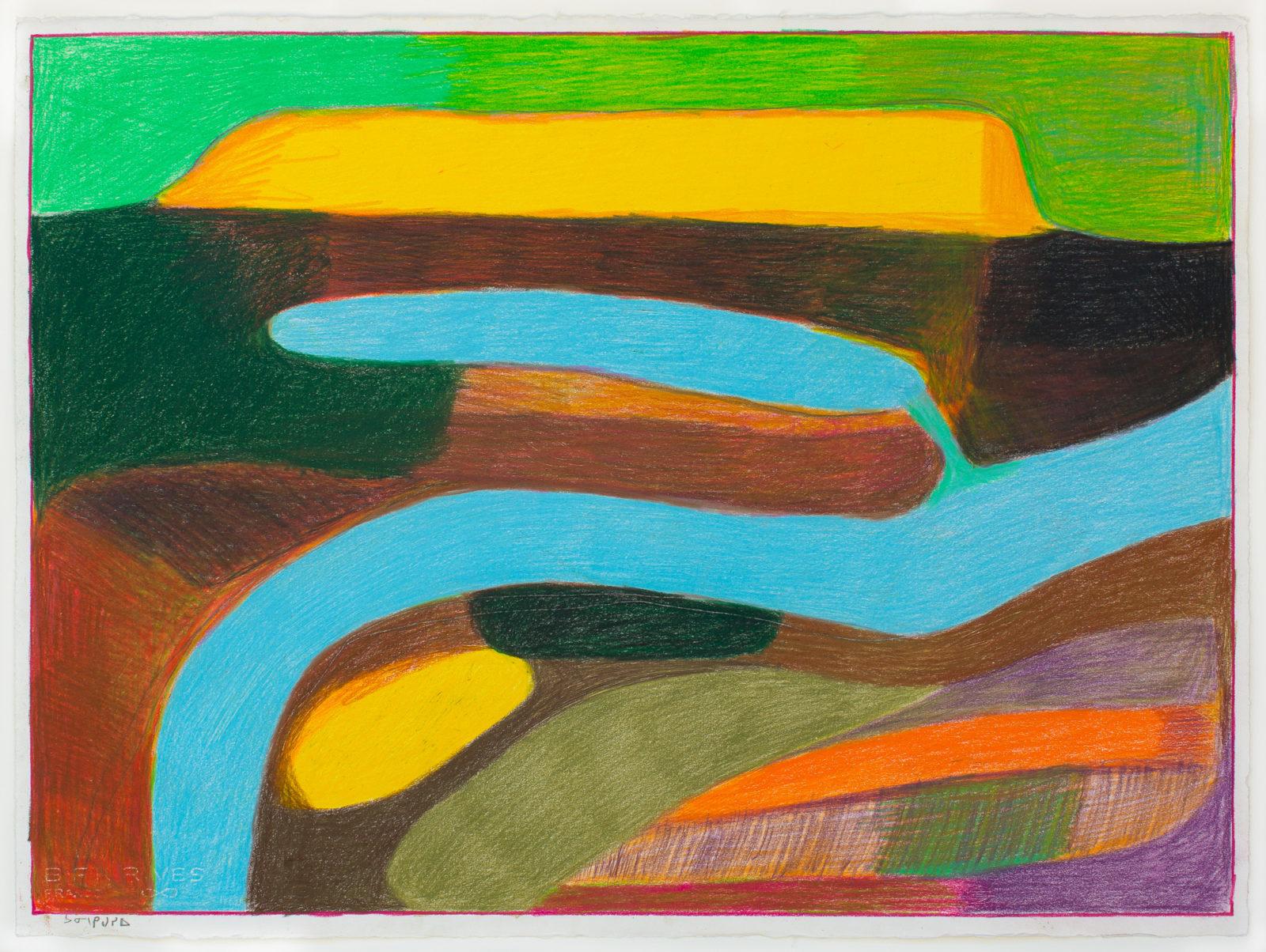 Janet Kigusiuq - untitled (landscape)