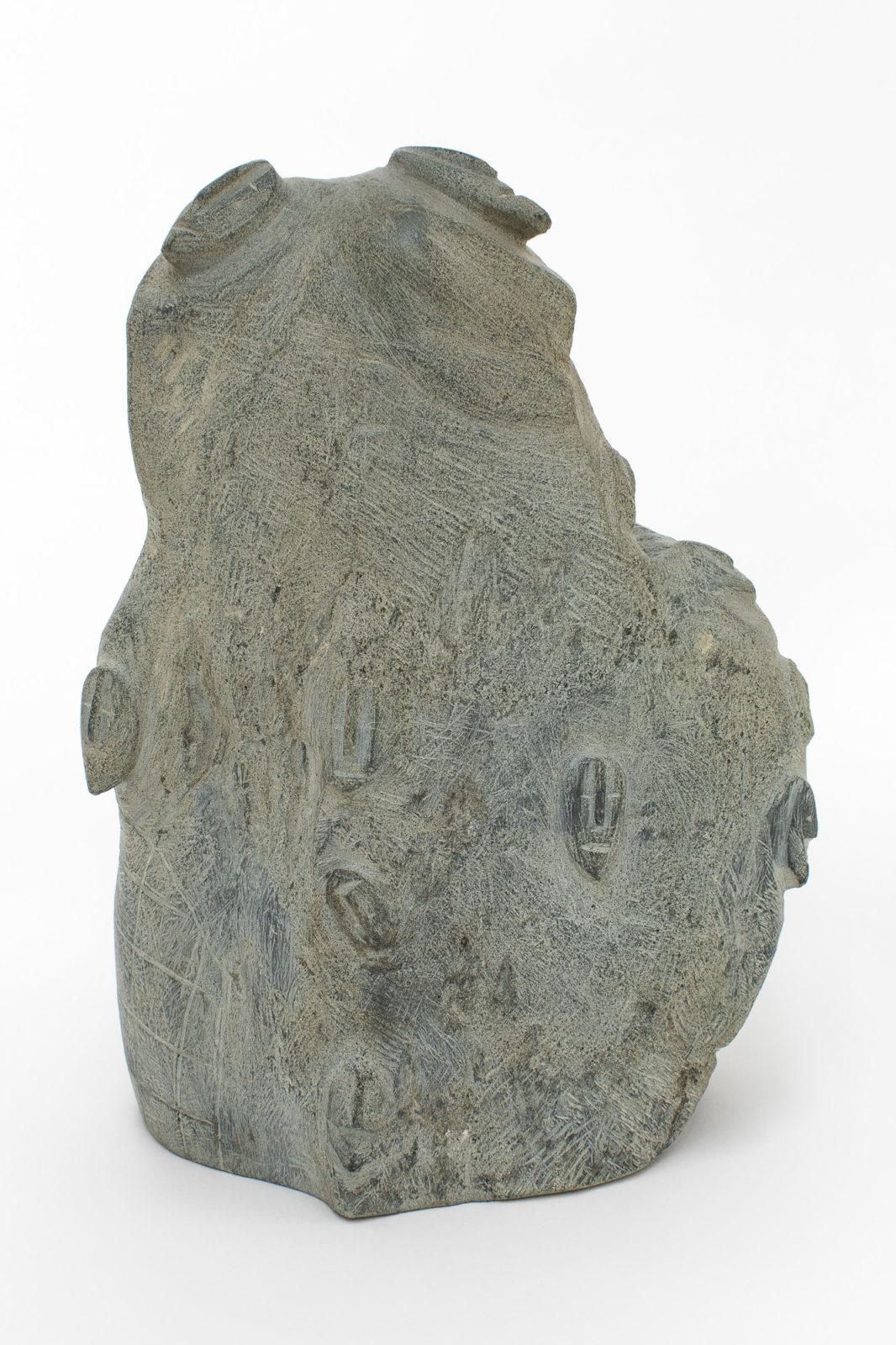 Lucy Tasseor Tutsweetuk - untitled (with large igloo)