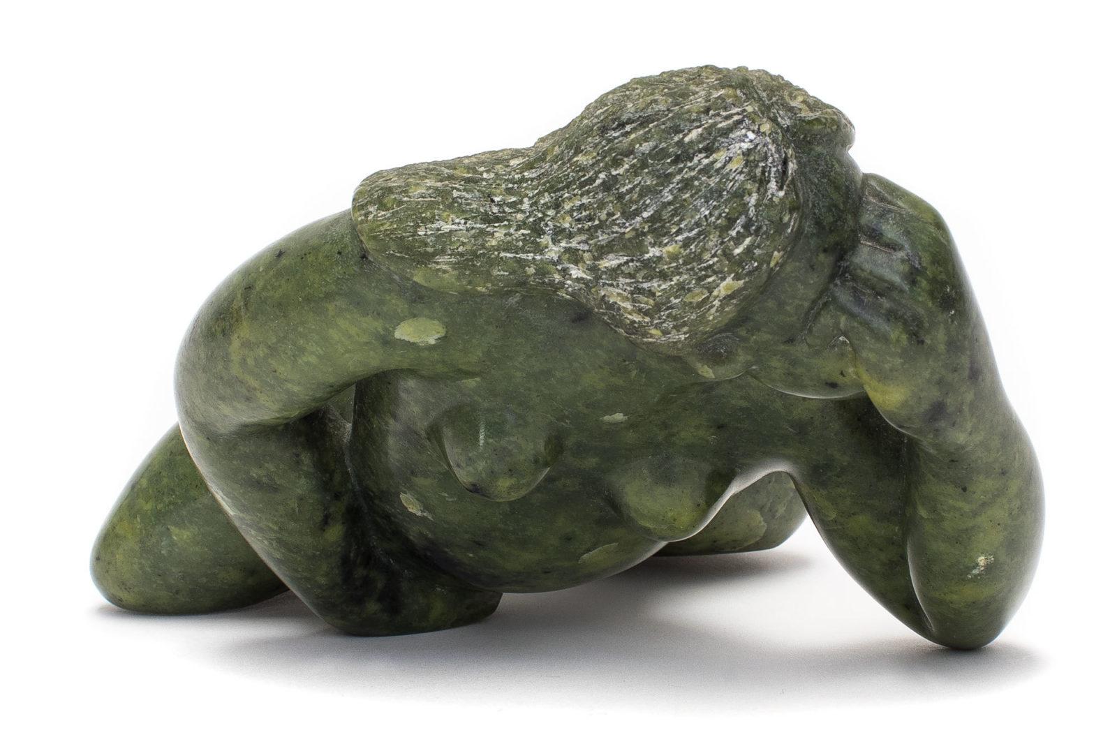 Oviloo Tunnillie - untitled (masturbating woman)
