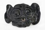 Abe Ukuqtunnuaq - untitled (shaman with nose ring)