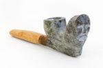 Silas Aittauq - untitled (pipe)
