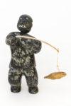 Joseph Suqsluq - untitled (fisherman)