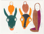 Marion Tuu'luq - untitled (animal people)