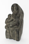 Elizabeth Nutaraluk Aulatjut  - untitled (mother and child)