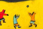 Elisapee Ishulutaq - Playing Ball